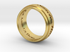 Saint Michaels Ring Size 9  3d printed