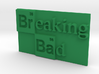 Breaking Bad Logo 3d printed