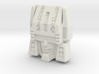"R63 - ""Thinktank"" Face (Titans Return) 3d printed"