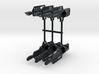 "1/18 Scale Pancor ""Jackhammer"" shotgun (multi-pack 3d printed"