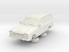 1-87 Escort Mk 1 2 Door Van 3d printed