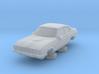 1-87 Ford Capri Mk3 3L 3d printed