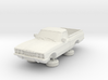1-87 Ford Cortina Mk3 2 Door P100 3d printed
