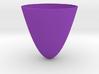 Paraboloid: Tiny 3d printed