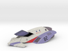 White Cat (F-Zero) 3d printed