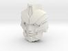Nautica Face (Titans Return) 3d printed