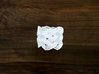Turk's Head Knot Ring 6 Part X 6 Bight - Size 1.5 3d printed