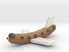Flying Sausage 3d printed