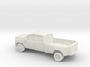 1/87 2012 Dodge Ram 3500 Long Bed Dually 3d printed