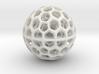 Radiolarian Sphere 2 3d printed