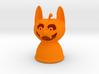 Werewolf Pumpkin Halloween 3d printed
