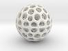Radiolarian Sphere 3 3d printed