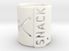 SNACK 3d printed
