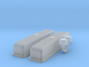 1/25 Buick Nailhead Center Filler Valve Covers 3d printed