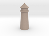 Lighthouse Pastel Brown 3d printed Lighthouse Pastel Brown