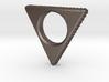 EDC Triangle Spinner V1 3d printed