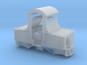 1:32 Battery Electric Locomotive with Cab 3d printed