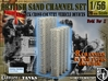1-56 British Sand Channel Set 3d printed