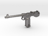 Borchardt Gun Paperweight 3d printed