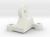 Maxbotix XL-MaxSonar-EZ Ultrasonic Sensor Mount 3d printed