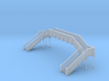Footbridge Type 2 - N Scale 3d printed