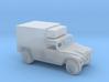 1/144 Scale M1037 Humvee Box M1037 3d printed