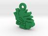 Aztec Herb Pendant 3d printed
