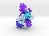 Human Prion Protein Surface 3d printed