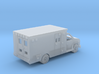 Ambulance Ford E 450 Z Scale 3d printed Ambulance Ford E 450 Z scale