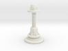 Steampunk Bishop Chess Piece 3d printed