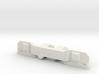 Cover bogie Johannesburg Streamliner 4mm 3d printed