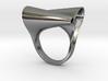 Ring ottoconico liscio 3d printed