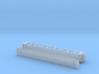 CIWL Schlafwagen Komplett Scale TT 1/120 1-120 1:1 3d printed