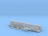Transalpin Buffetwagen001 Scale TT 3d printed