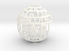 Pearl Quotaball 3d printed