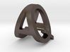 AQ  3d printed