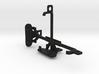 Alcatel Pixi 3 (3.5) tripod & stabilizer mount 3d printed