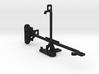 BLU Dash X2 tripod & stabilizer mount 3d printed