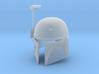 Boba Fett ESB Helmet 1/6th Scale 3d printed