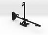 HTC One E9s dual sim tripod & stabilizer mount 3d printed