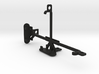 HTC One M8s tripod & stabilizer mount 3d printed
