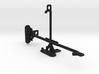 Oppo U3 tripod & stabilizer mount 3d printed