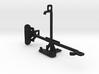 Sharp Aquos Crystal 2 tripod & stabilizer mount 3d printed