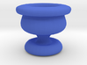 Mini Apothecary Pot - chalice design 3d printed