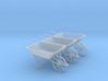 Wheelbarrow Set of 3 3d printed