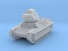 PV146C FCM 36 Light Tank (1/87) 3d printed