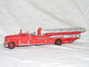 Seagrave 1951 1:64 3d printed Painted by FIREAPPJNL