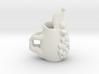 Hedgehog Mug 3d printed