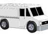 1/72 scale Taco truck/ SWAT support Vehicle Cateri 3d printed