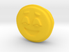 Happy EMOJI Face Pendant Charm 3d printed